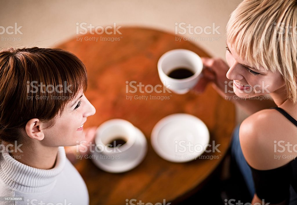 Gossip Time! royalty-free stock photo