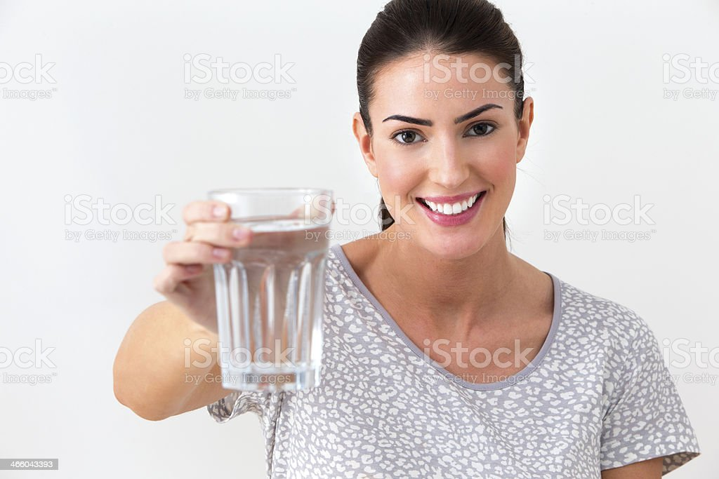 Got A Thirst royalty-free stock photo