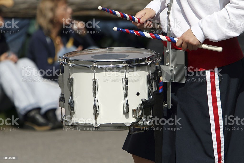 I got rhythm! stock photo