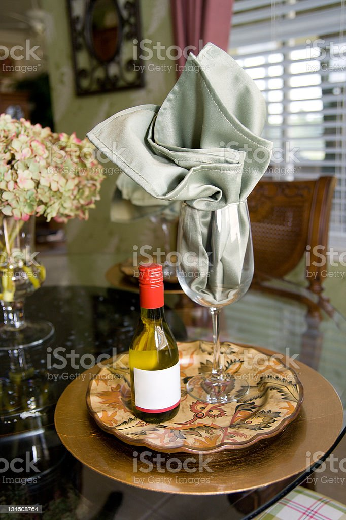 Got Wine? royalty-free stock photo