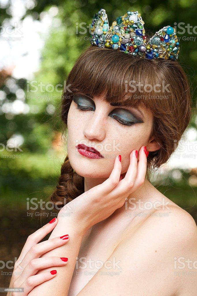 Goto Principessa foto stock royalty-free