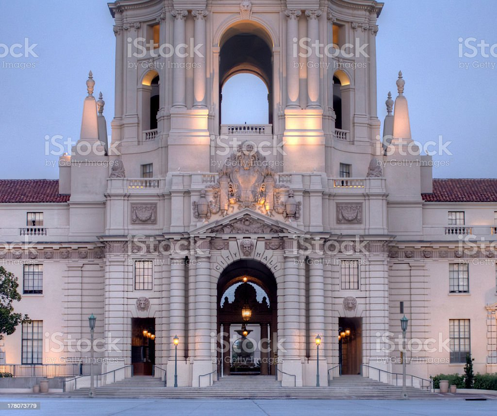 Gothic Building royalty-free stock photo