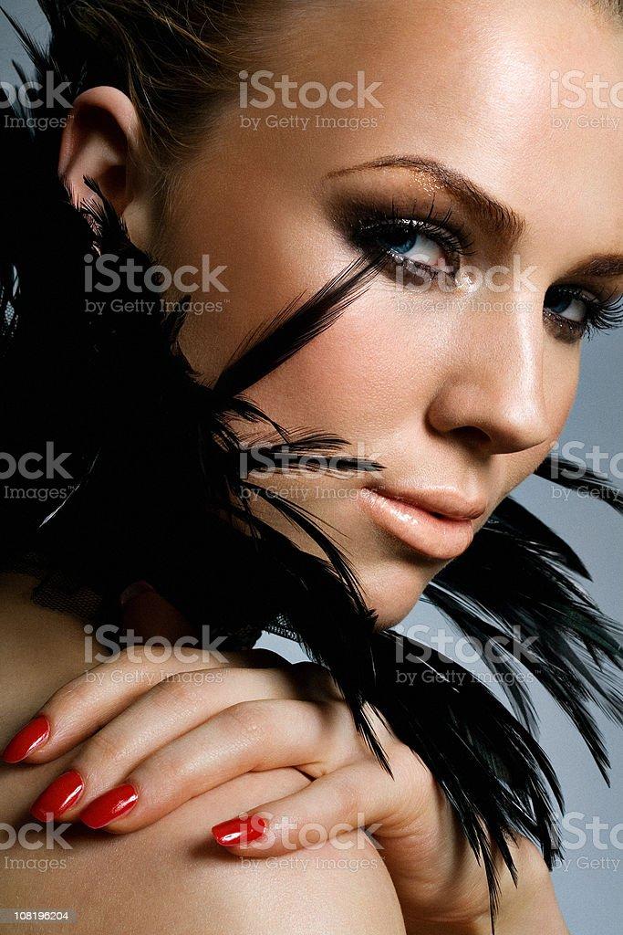 Gothic Fashion stock photo