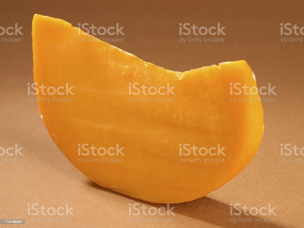 Gouda cheese royalty-free stock photo