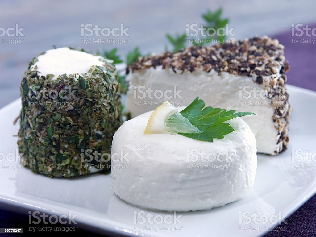 Gourmet Cheese stock photo