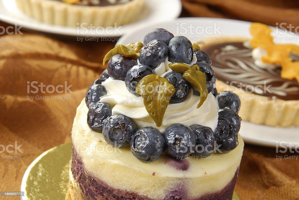 gourmet dessert cake royalty-free stock photo