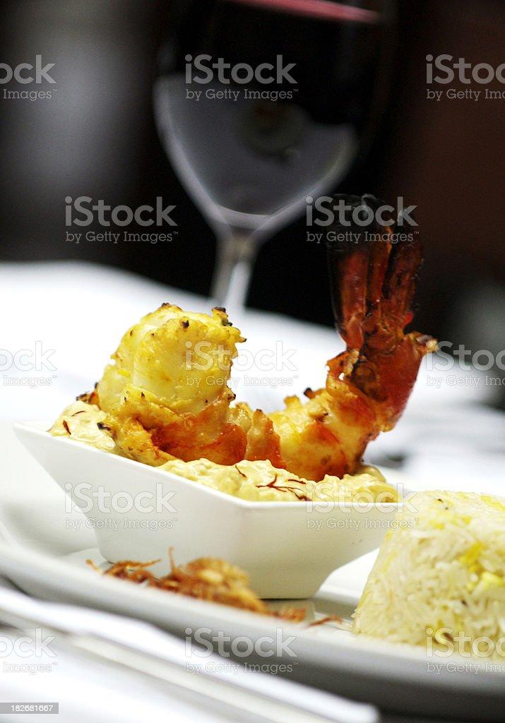 Gourmet Food No 5 royalty-free stock photo