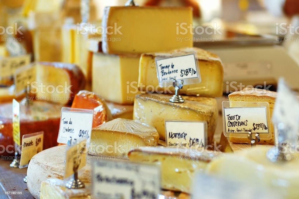 Gourmet shop - 2 stock photo