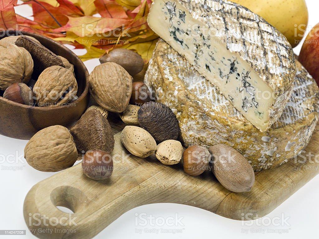 Gourmet snacks royalty-free stock photo