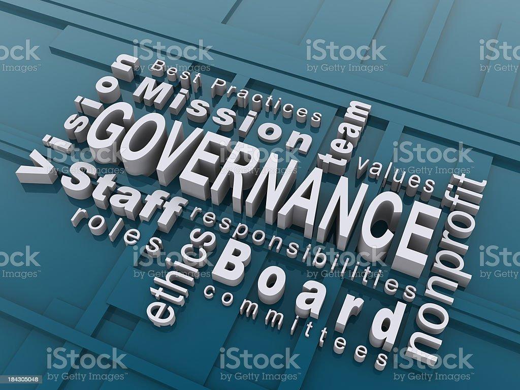 governance royalty-free stock photo