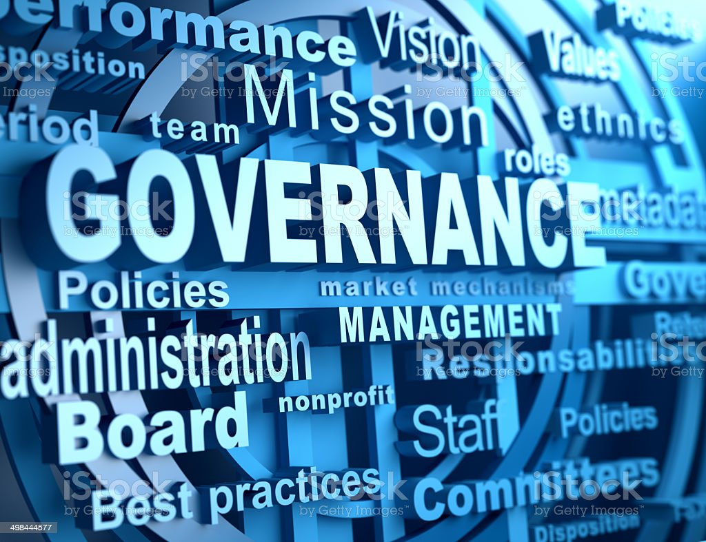 governance stock photo