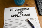 Government Aid Application