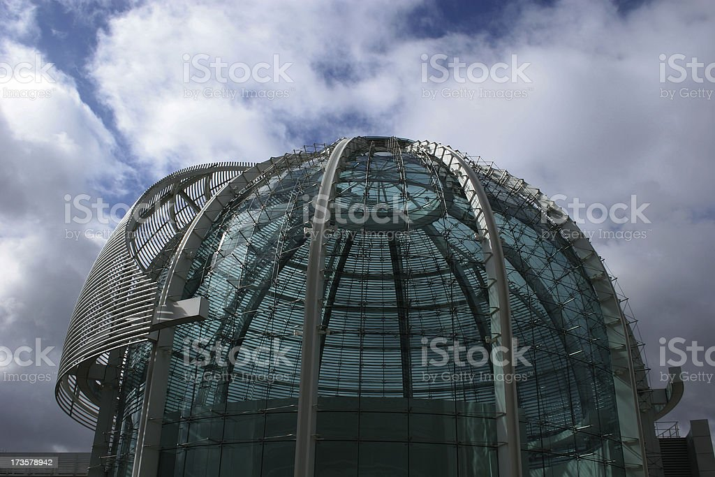 Government building in San Jose stock photo