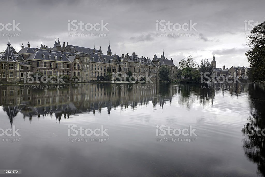 Government Buildings royalty-free stock photo