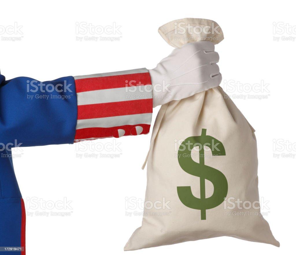 Government & Finances stock photo