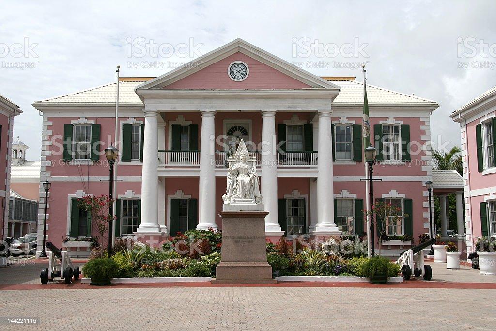 Government House (Parliament), Rawson Square stock photo