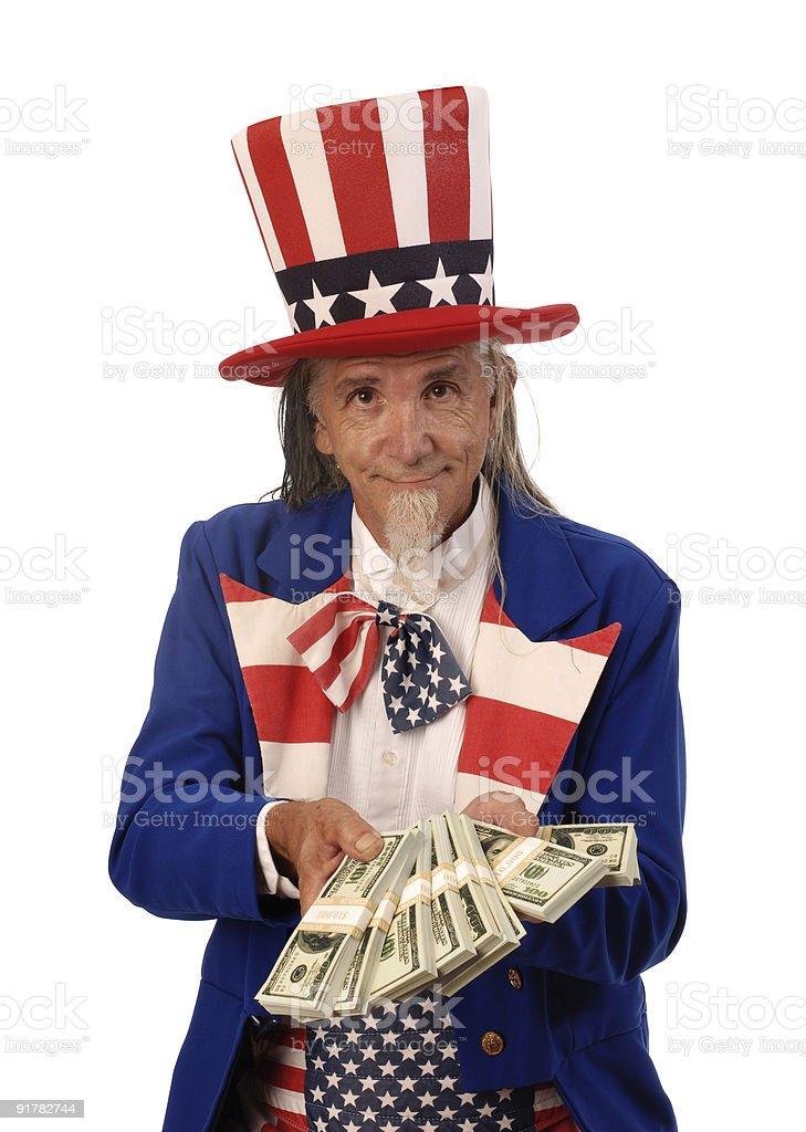 Government Spending stock photo