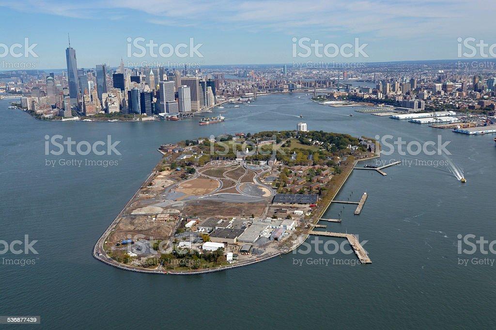 governors island NY NY 1 stock photo