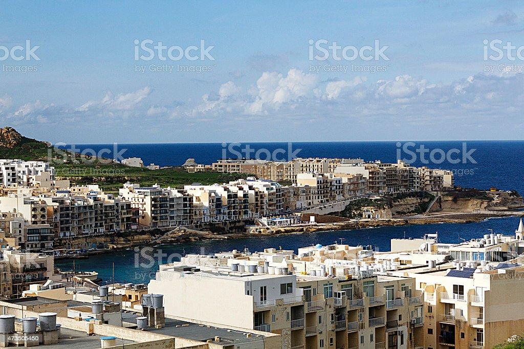 Gozo, Malta foto stock royalty-free