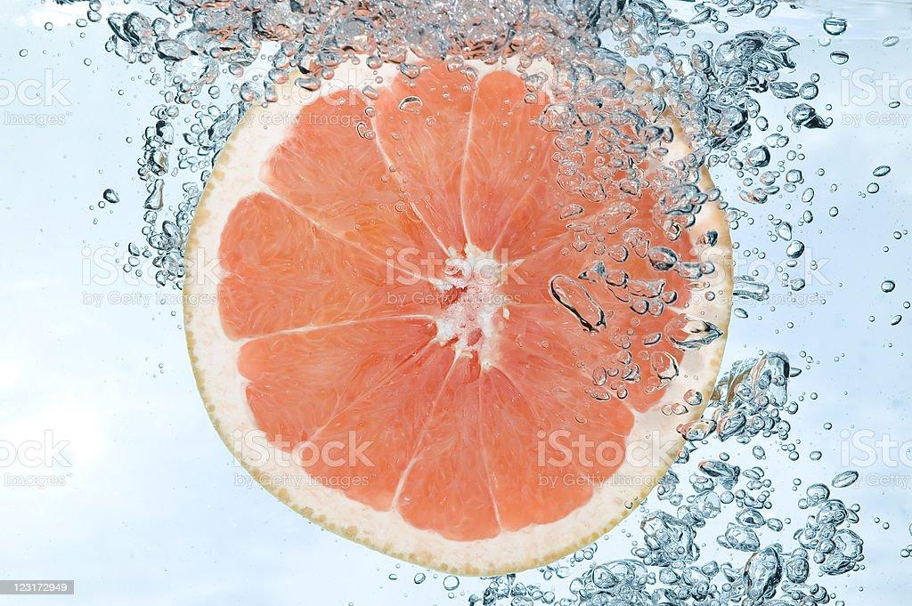 Gpapefruit royalty-free stock photo