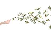 Grabbing for Cash