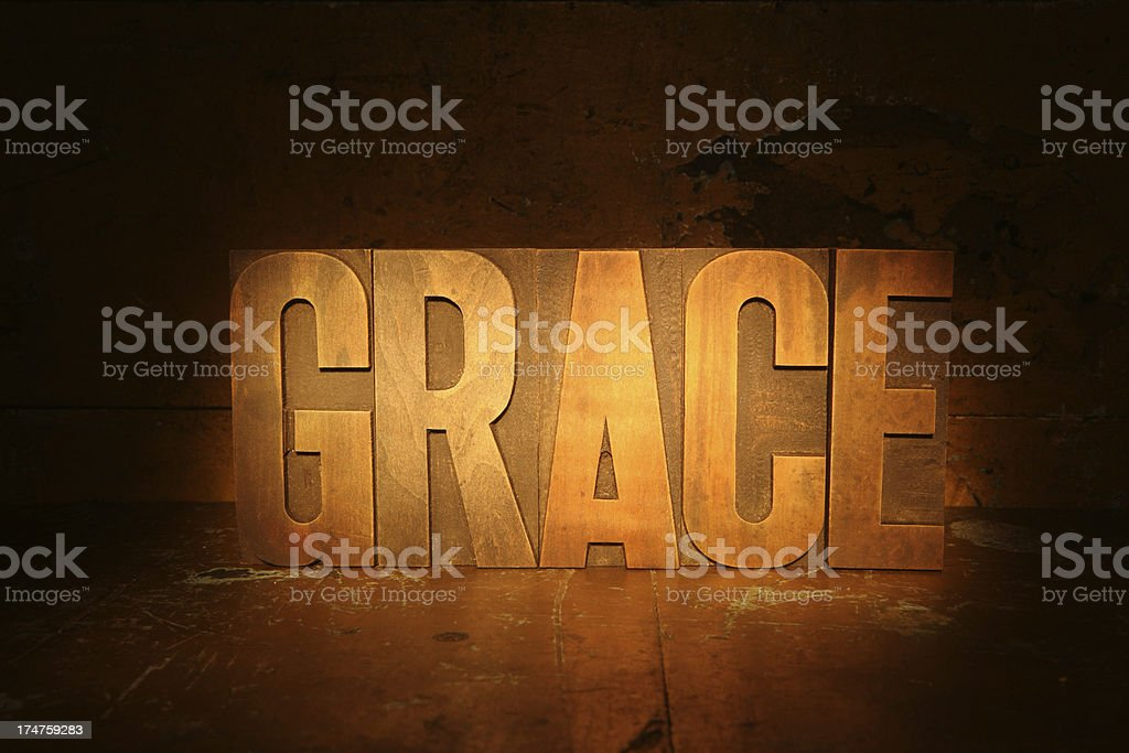 Grace royalty-free stock photo