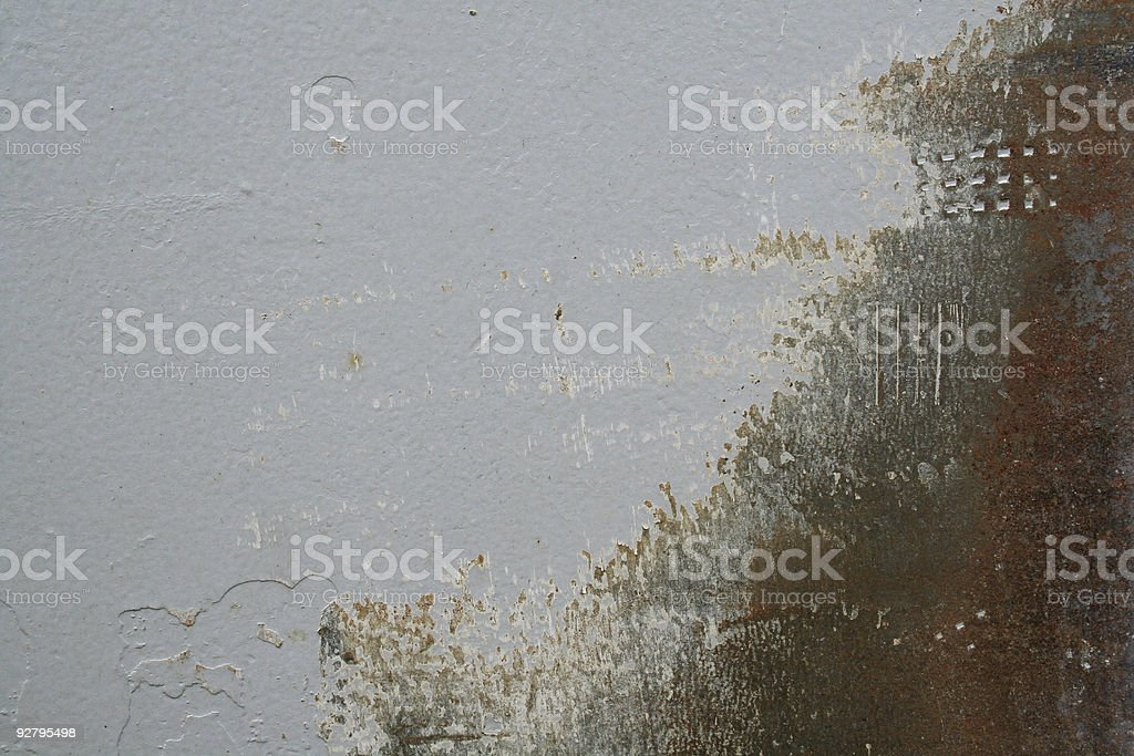 Gradient metal texture stock photo