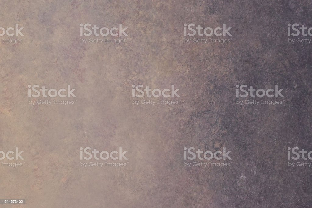 Graduated hand-painted backdrops stock photo