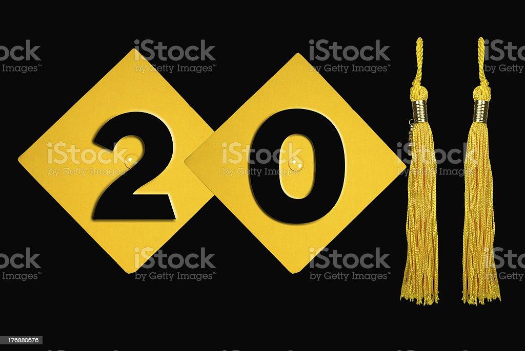 Graduating School Year stock photo