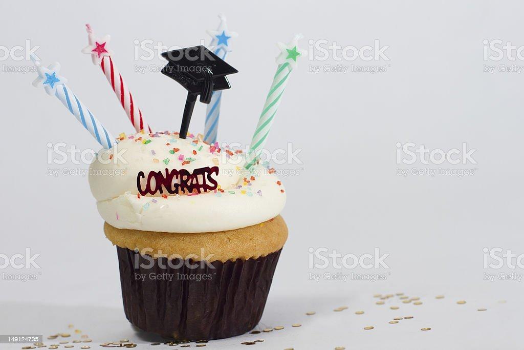 Graduation Congratulations stock photo