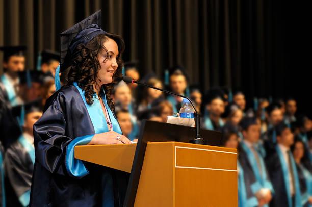 Graduation Speech Pictures Images and Photos iStock – Graduation Speech