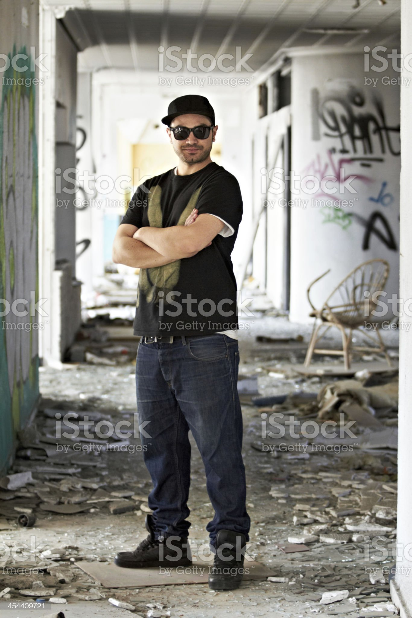 Graffiti is our art royalty-free stock photo