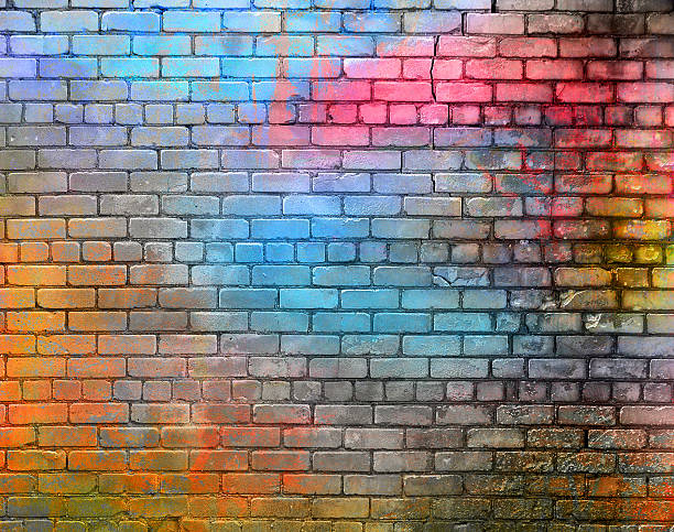 Graffiti wall pictures images and stock photos istock Wall pictures