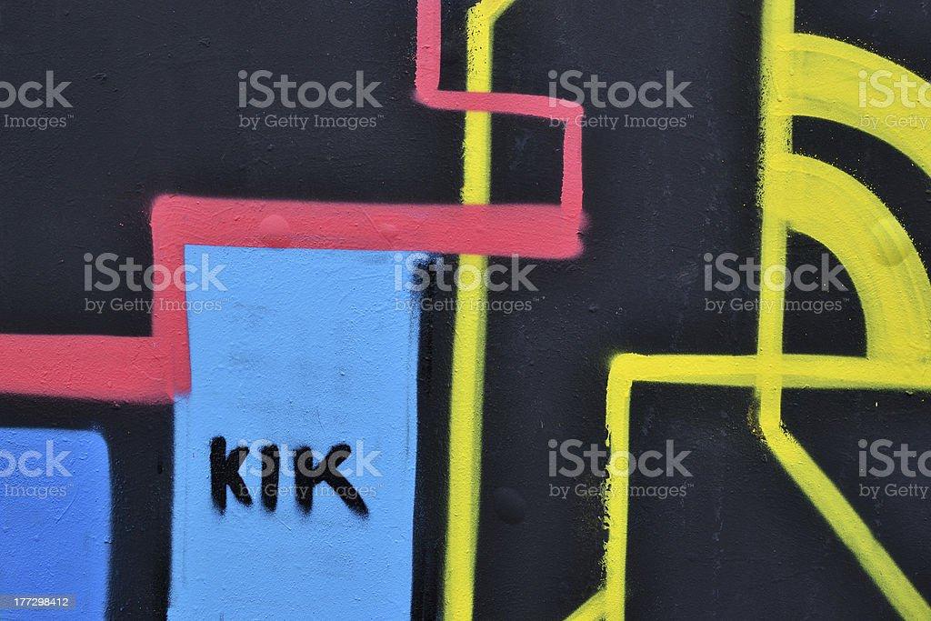 Graffity にカルミアます。 ロイヤリティフリーストックフォト