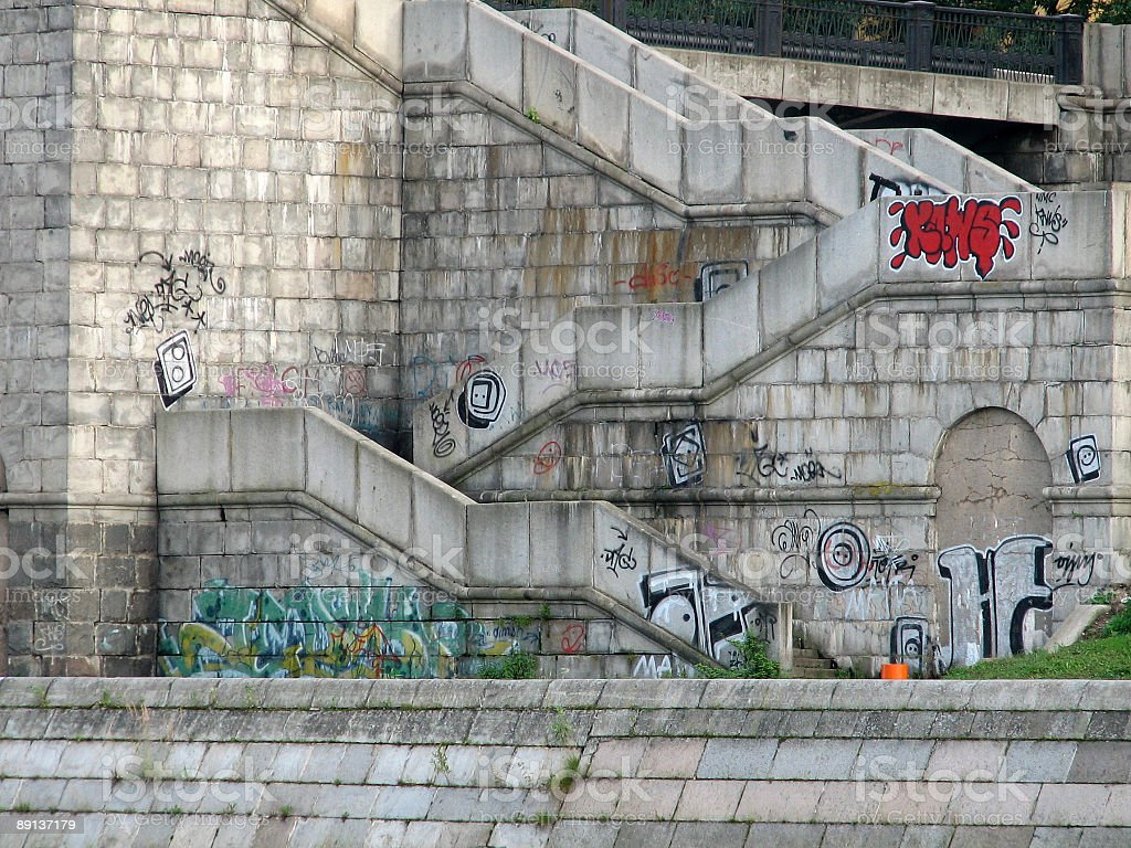 graffity royalty-free 스톡 사진