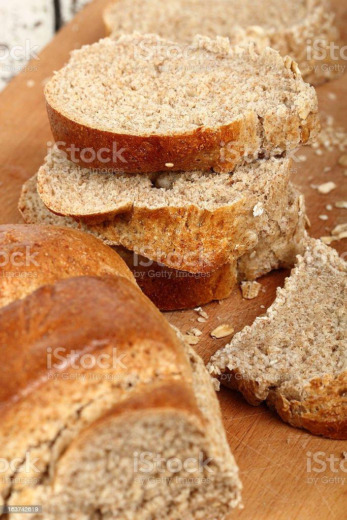 Graham Bread royalty-free stock photo