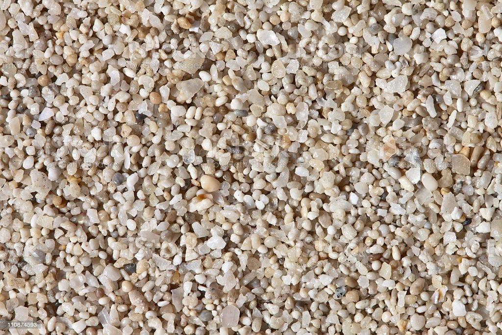 Grãos de areia foto de stock royalty-free