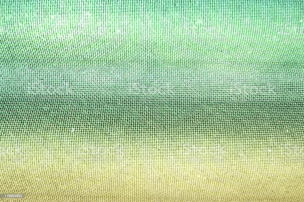 Grain wave aqua green and yellow paint wall background royalty-free stock photo