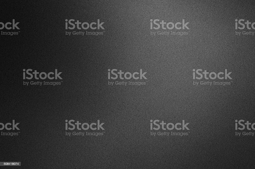 Grainy Grey Texture with Fade Light Effect stock photo