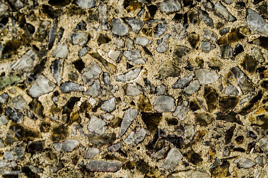 Grainy texture floor stock photo
