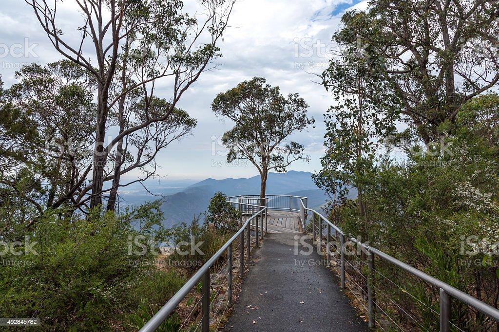 Grampians National Park, Victoria State, Australia stock photo