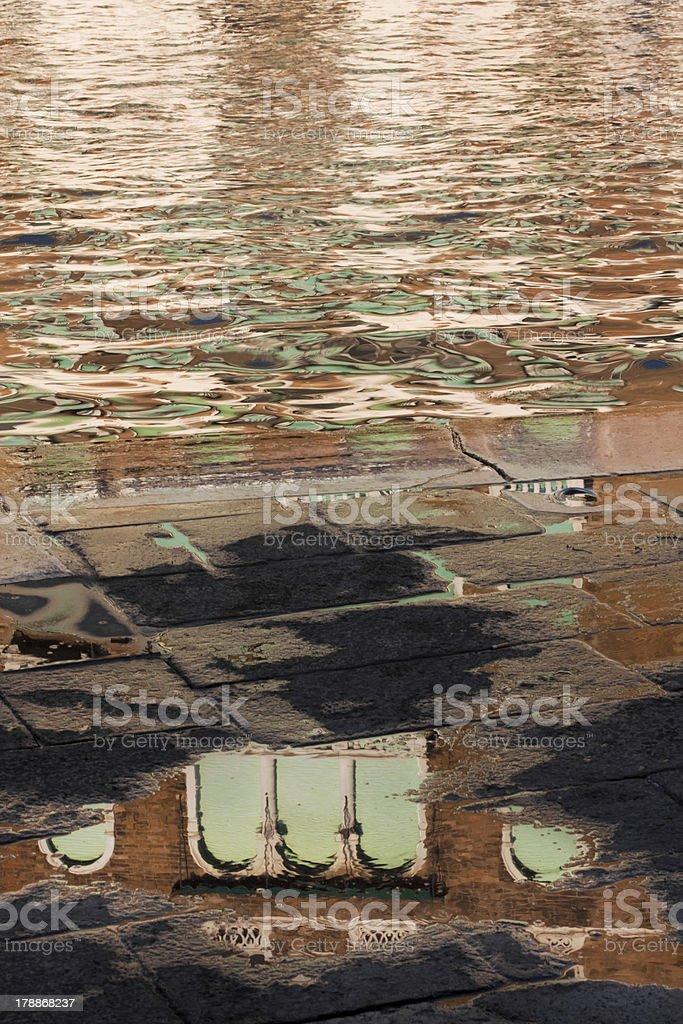 Gran canal, Venice, Italy. royalty-free stock photo