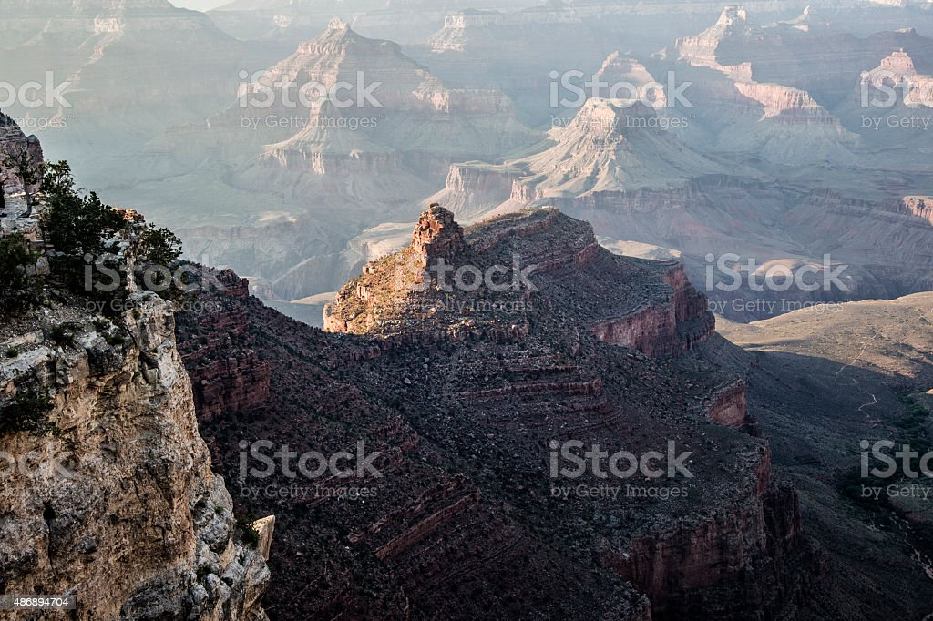 Gran Canyon, Arizona stock photo