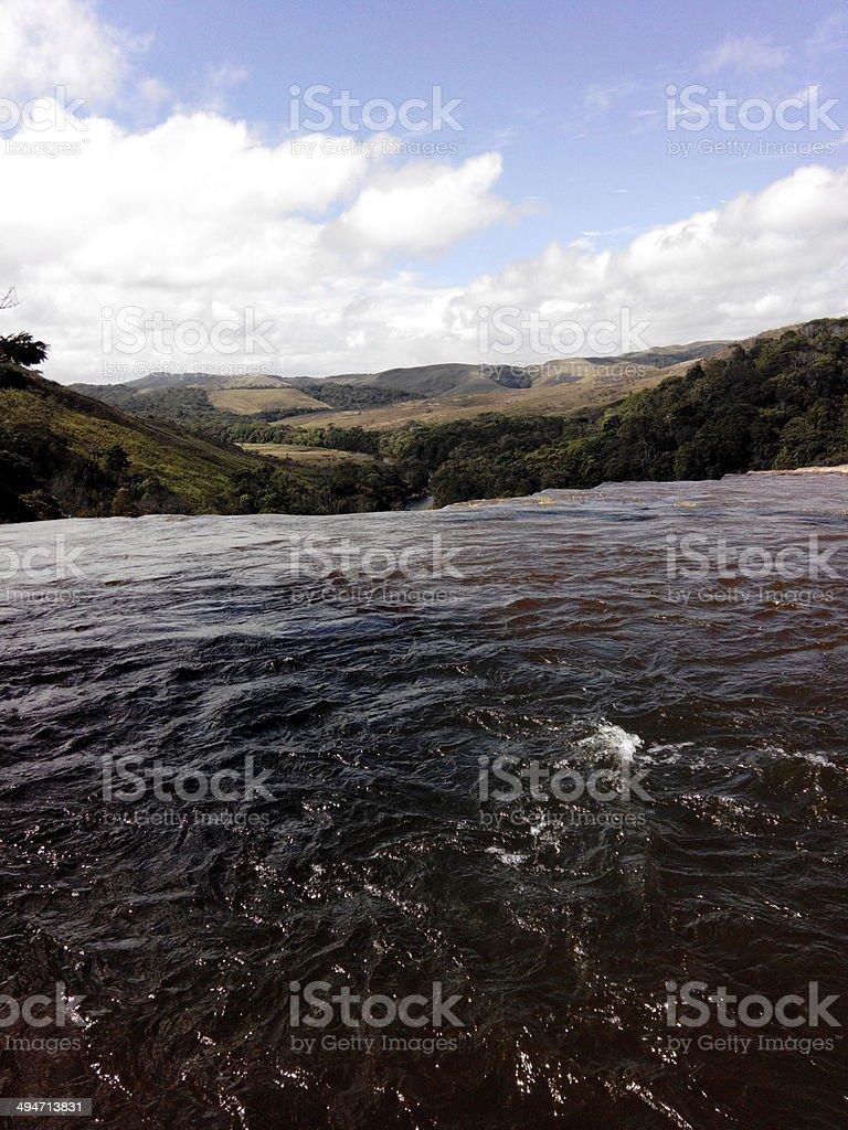 Gran Sabana royalty-free stock photo