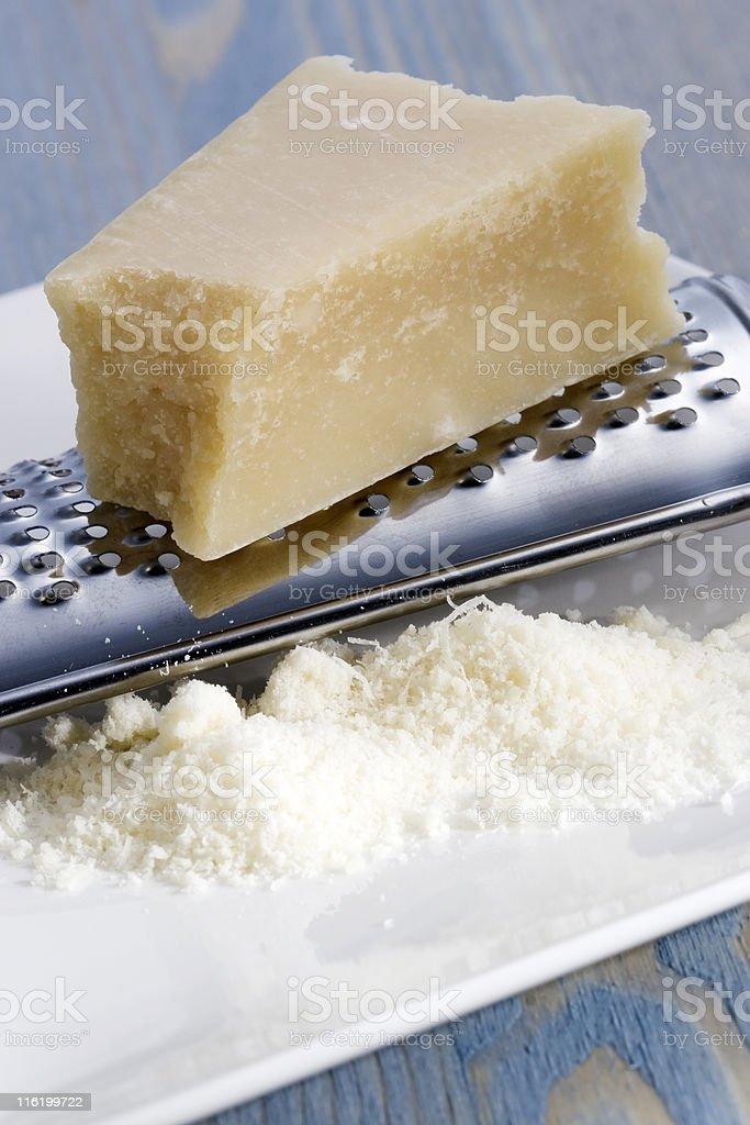 Grana Padano Cheese stock photo