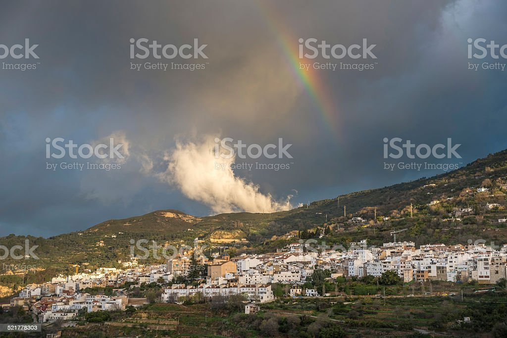 Granada, Andalusia royalty-free stock photo