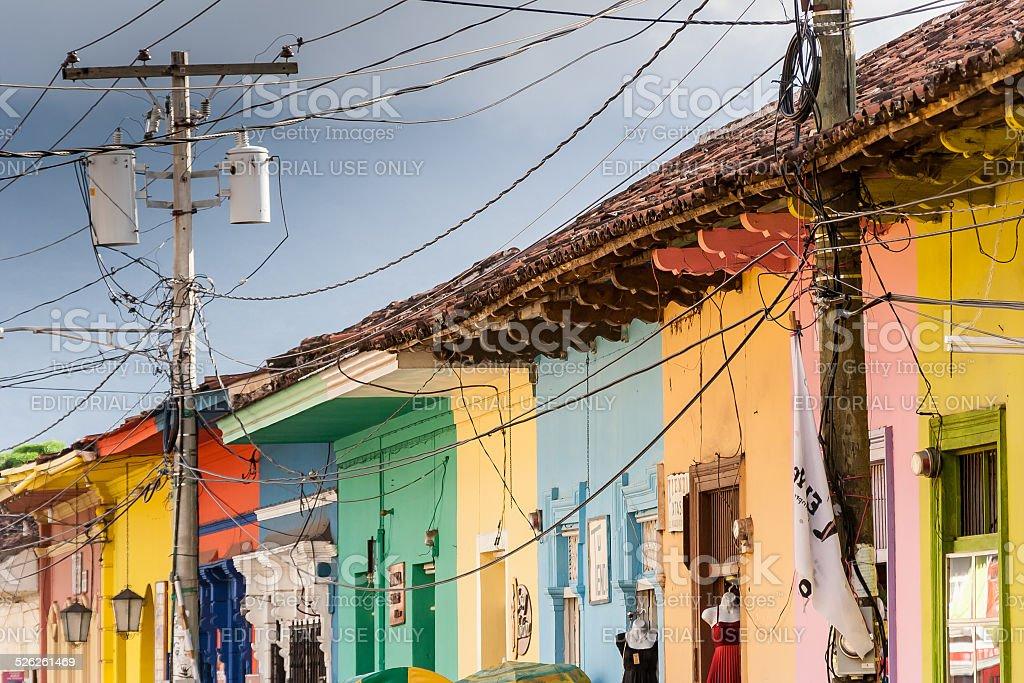 Granada housing stock photo
