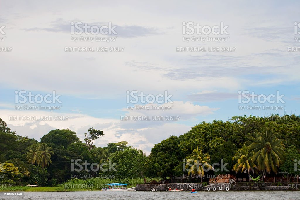Granada Islands stock photo