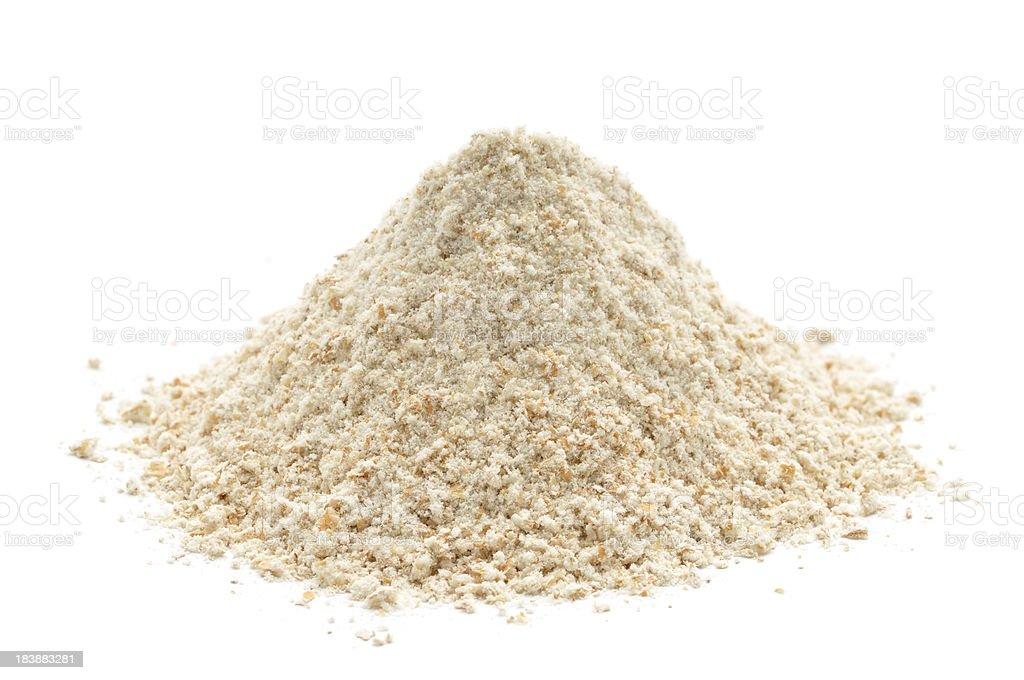 Granary Flour royalty-free stock photo