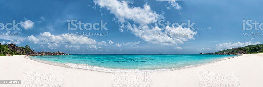 grand anse beach la digue island seychelles royalty-free stock photo